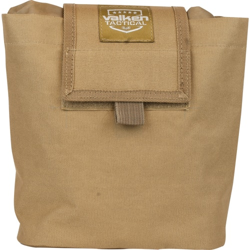 [Valken] V-Tactical Folding Dump Pouch - Tan