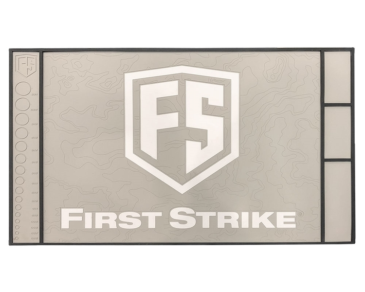 [First Strike] Tech Mat - Grey