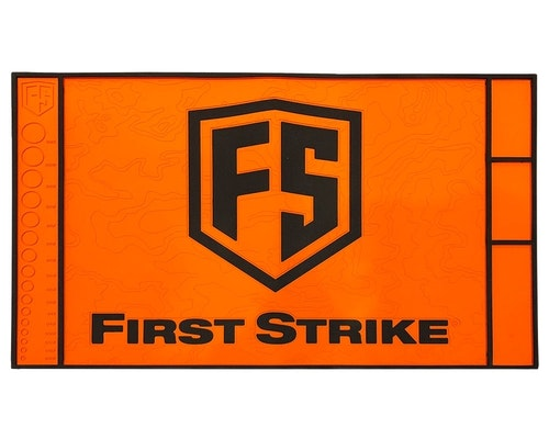 [First Strike] Tech Mat - Orange