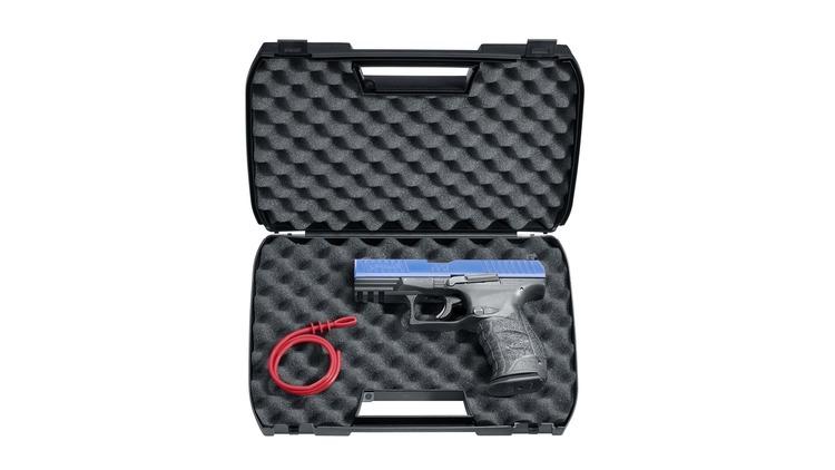 [Umarex] Walther PPQ M2 T4E [.43 Cal] - Blue