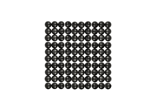 [Madbull] .43 Cal Rubber Balls - 100 rounds
