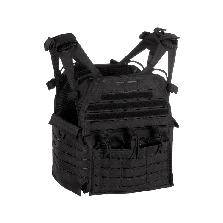 [Invader Gear] Reaper Plate Carrier - Black