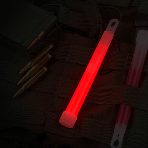 "Clawgear - 6"" Light Stick - Red"