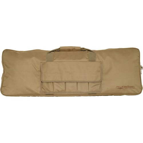 "[Valken] V-Tactical Soft Gun Case - Single Rifle - 42"" - Tan"