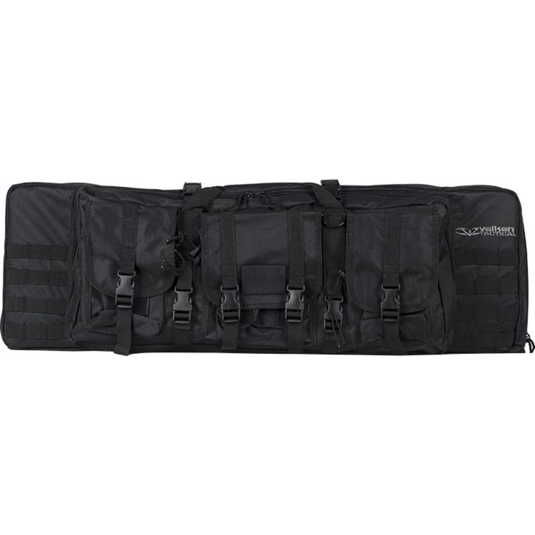 "[Valken] V-Tactical Soft Gun Case - Double Rifle - 36"" - Black"