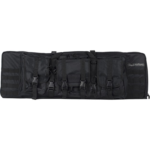 "[Valken] V-Tactical Soft Gun Case - Double Rifle - 36"" - Black"