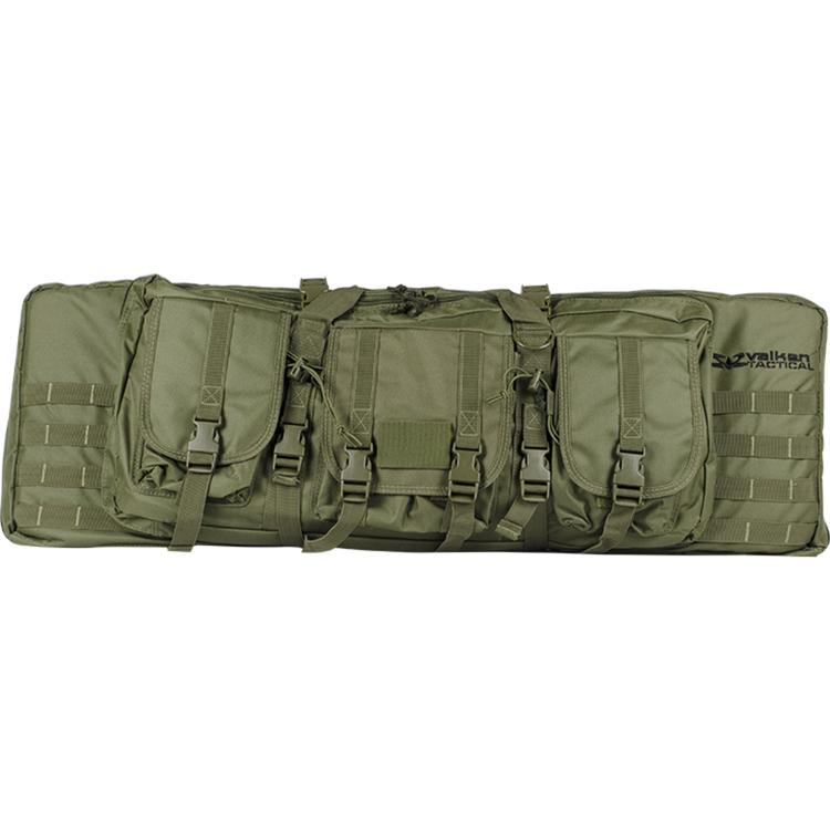 "[Valken] V-Tactical Soft Gun Case - Double Rifle - 42"" - Olive"
