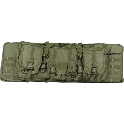 "[Valken] V-Tactical Soft Gun Case - Double Rifle - 42"" - Olive"