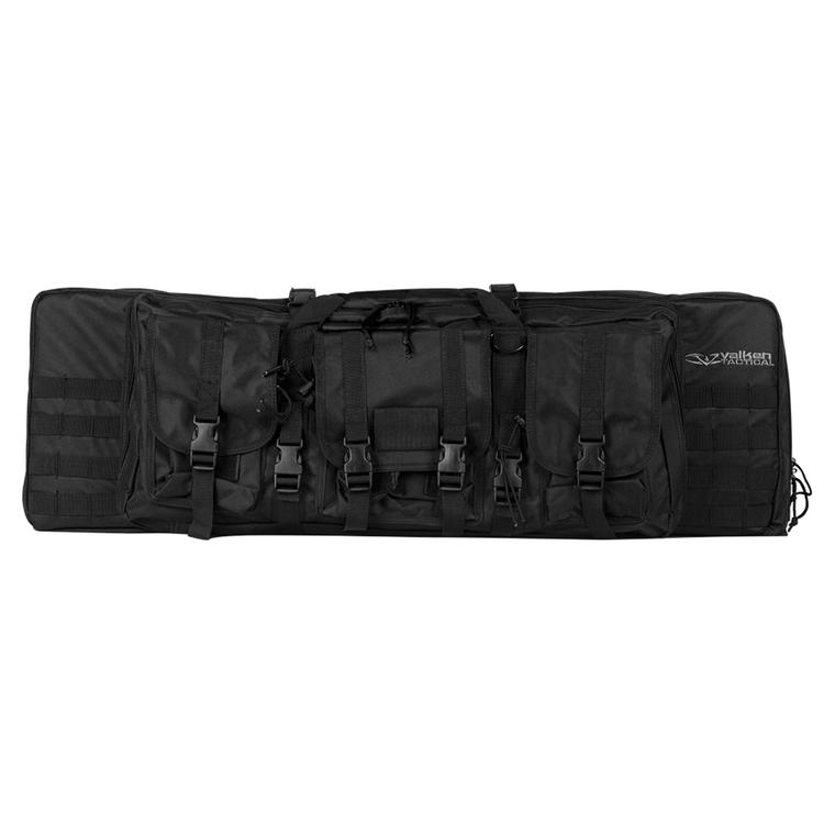 "[Valken] V-Tactical Soft Gun Case - Double Rifle - 46"" - Black"