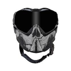 [Push] Unite Goggle - Infamous Black Skull