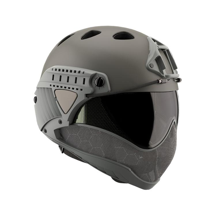 [WARQ] Helmet - Grey