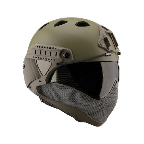 [WARQ] Helmet - OD Green