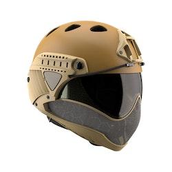 [WARQ] Helmet - Tan