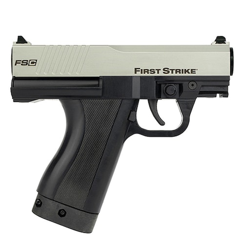 [First Strike] FSC Compact Pistol - Silver/Black