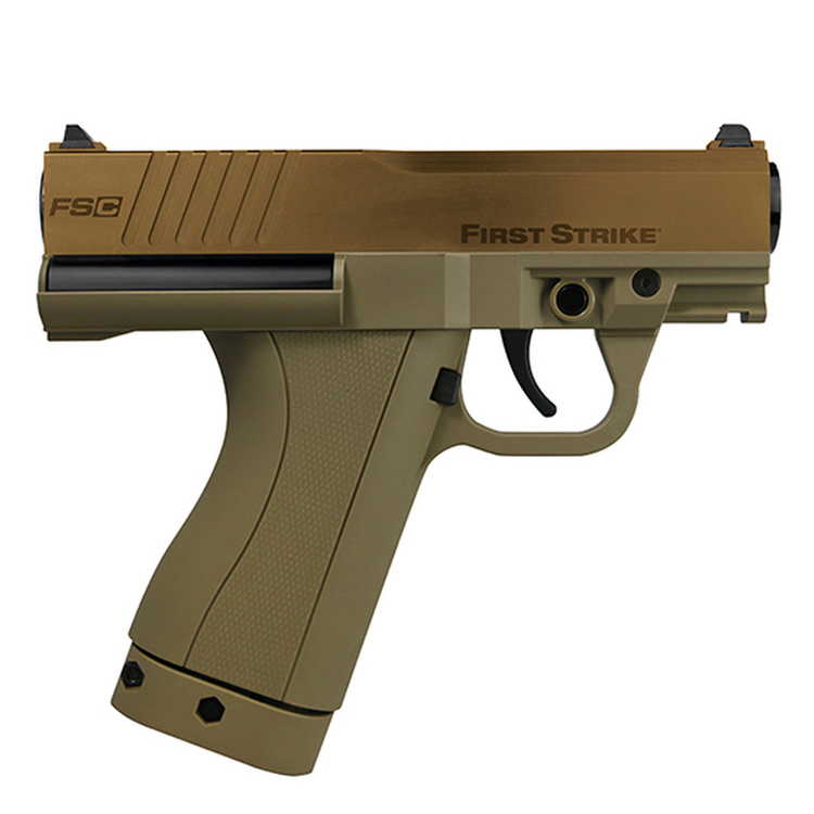 [First Strike] FSC Compact Pistol - Brown/Tan