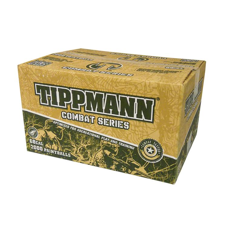 [GI Sportz] Tippmann Combat - 2000 Rounds