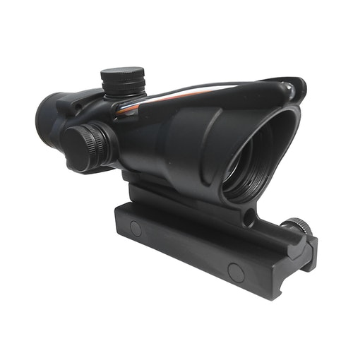 [Aim-O] 1x32C Red Dot Fiber Sight - Black