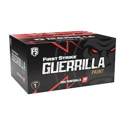 [First Strike] Guerrilla .68 Cal Paintballs - 2000 rnd