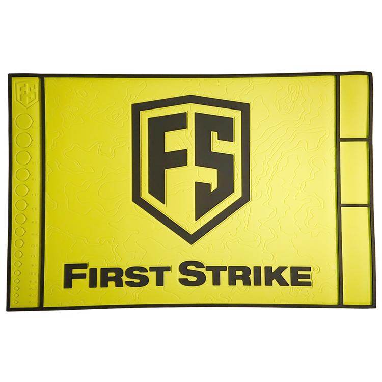 [First Strike] Tech Mat - Yellow/Grey