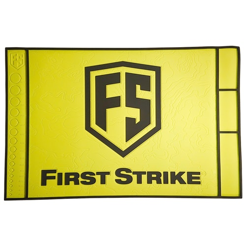 [First Strike] Tech Mat - Yellow/Grey