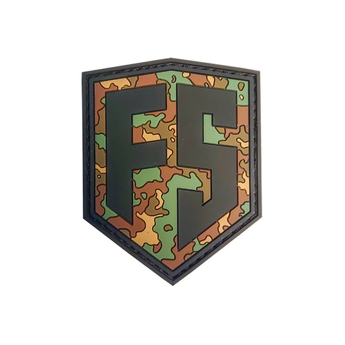 [First Strike] Patch - Woodland Shield