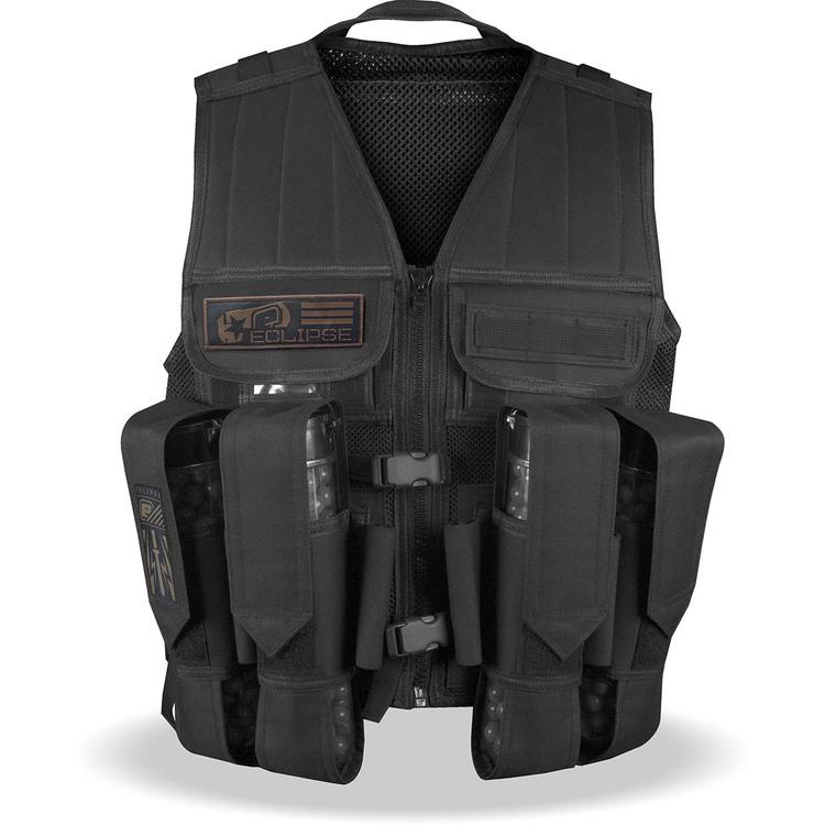 [Planet Eclipse] Tactical Load Vest - Black