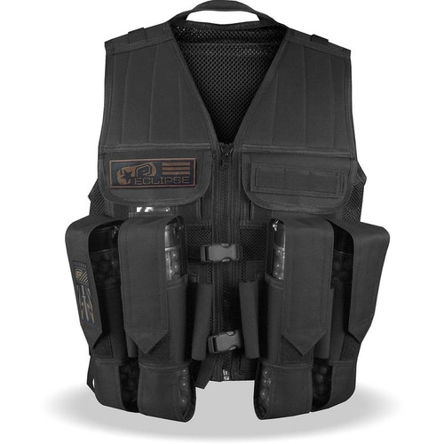 [Planet Eclipse] Tactical Load Vest - Black
