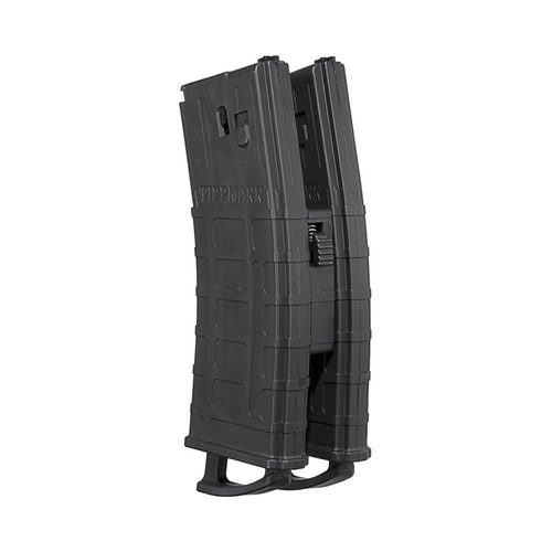 [Tippmann] TMC .50 Cal Magazine - 2-pack w/Coupler - Black