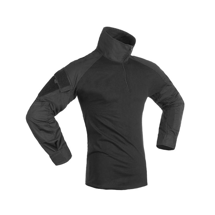 [Invader Gear] Combat Shirt - Black