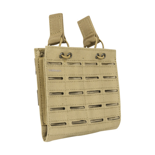 [Valken] Multi Rifle Mag Pouch LC - Double - Tan