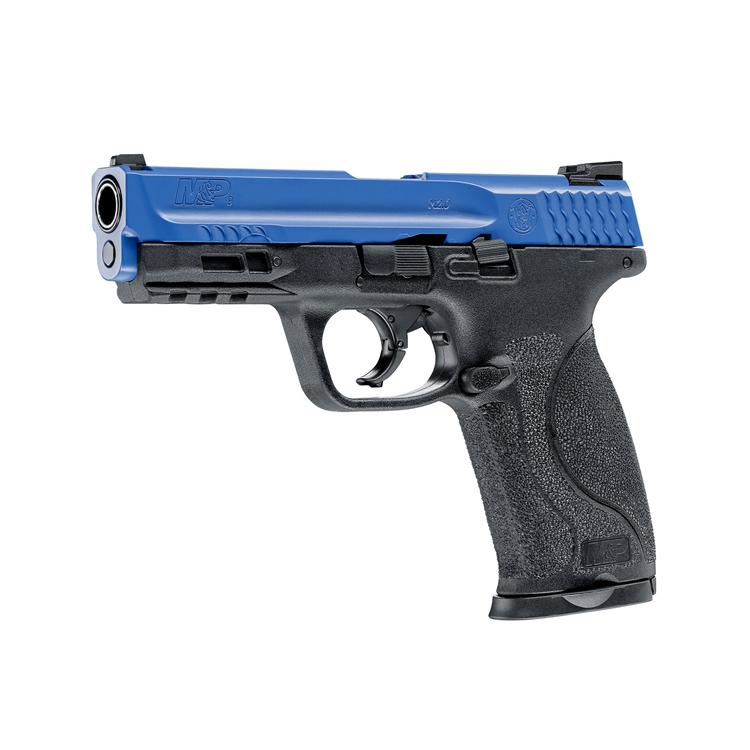 [Umarex] Smith & Wesson M&P9 M2.0 T4E LE .43 Cal Paintball Pistol - Blue