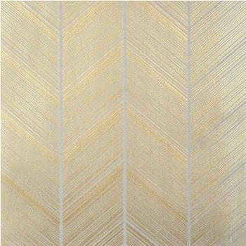 Presentpapper grå/herringbone