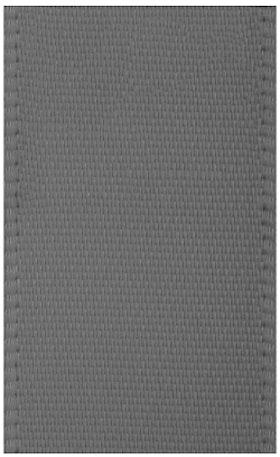 Satinband Metal gray
