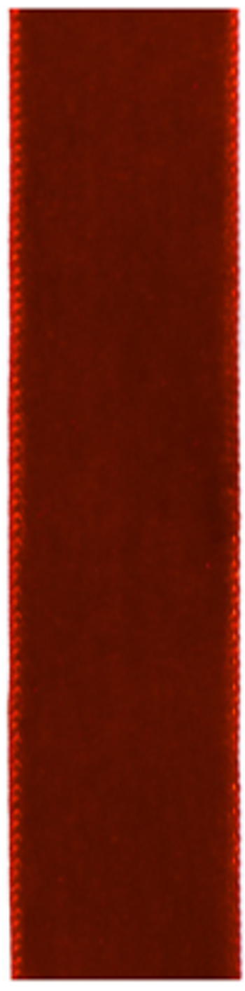 Velour band Red