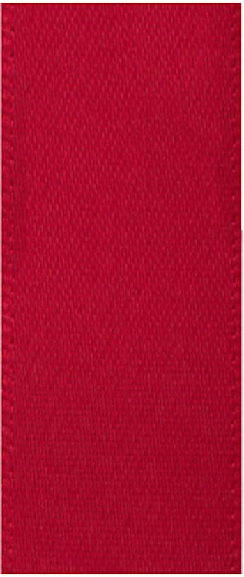 Satinband Red