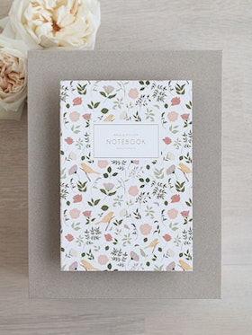 Notebook 'rosegarden'