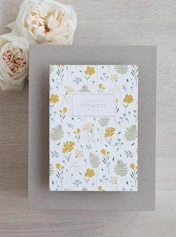 Notebook 'marigold meadow'