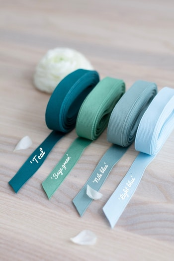 Ribbat band 'sage green'