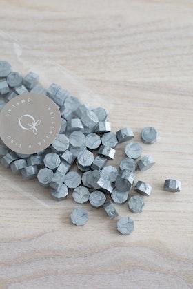 Vaxbönor silver