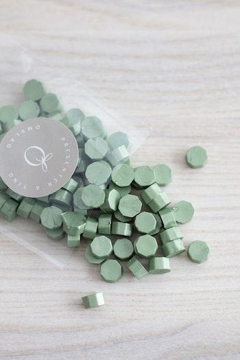 Vaxbönor grön