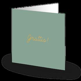 'Grattis'
