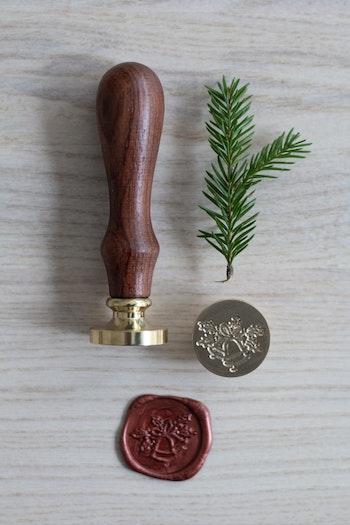 Sigillstämpel / julklocka