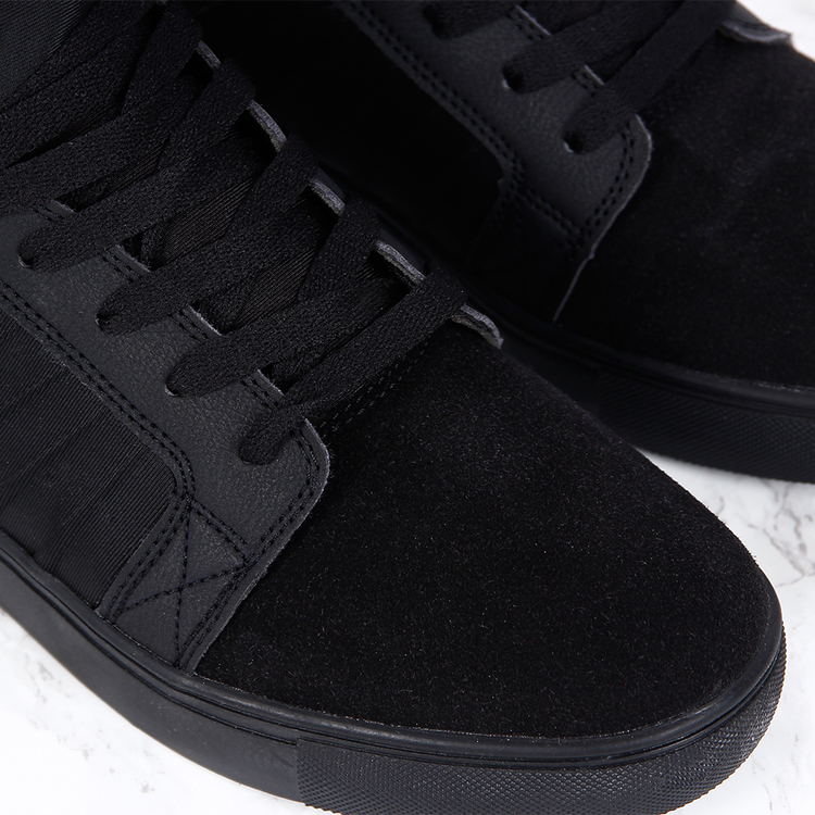 G26 EDITION - SNEAKERS HIGH IN BLACK