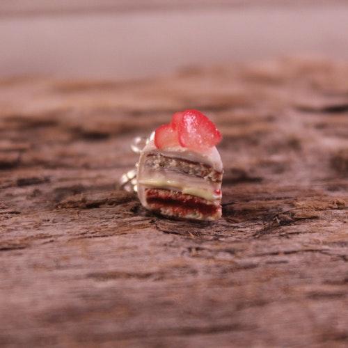 Armbandsberlock, jordgubbstårta