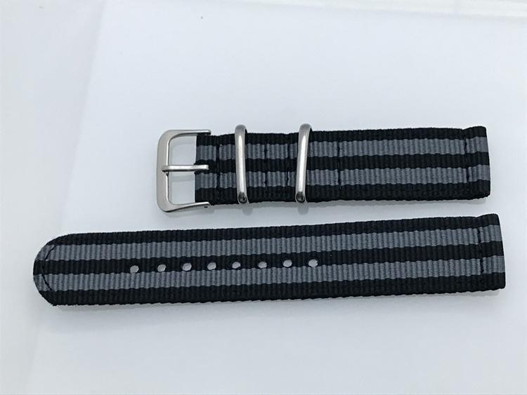 Grå/svart, 18 mm