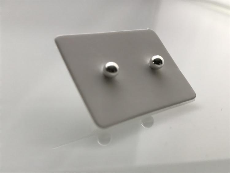 Örhängen, silver