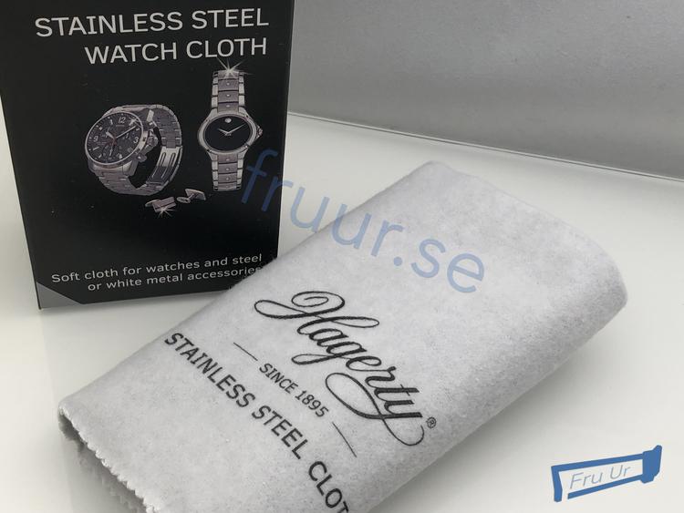 Poleringsduk, rostfritt stål