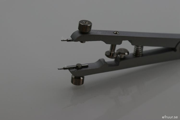 Smidigt bandstiftsverktyg