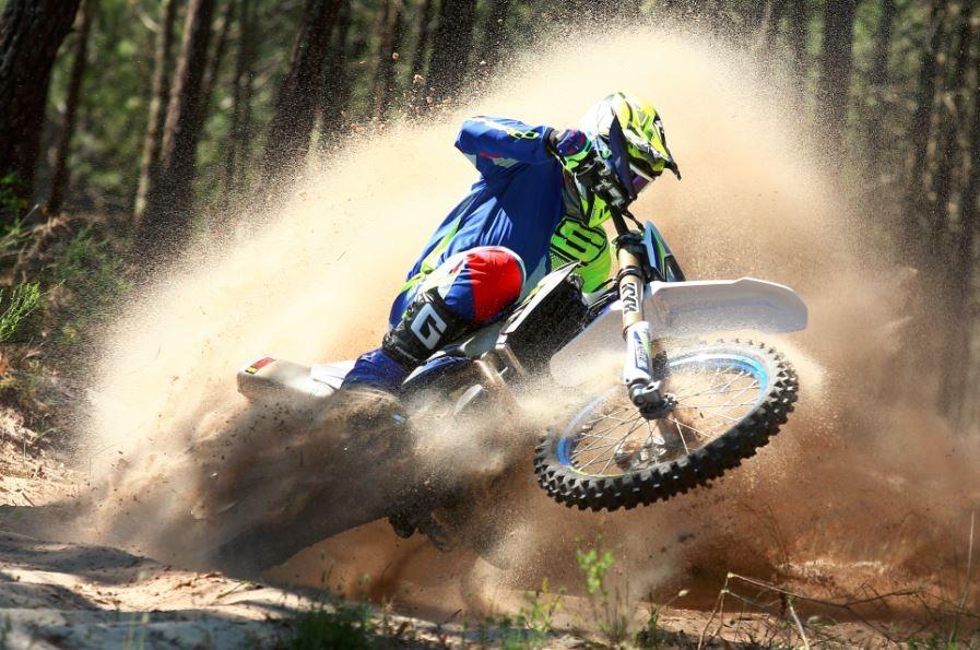 Sherco - Berg Racing