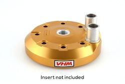 VHM cyl. head TM MX125 '98-11, EN125 '98-11, MX144 '07-11 - Passar med: Insert AE32017